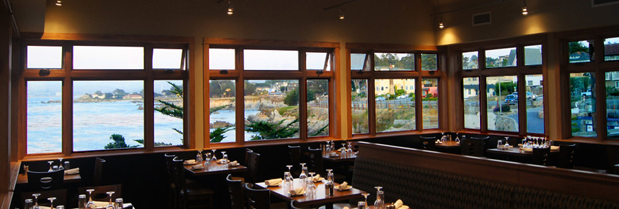 Restaurants in pacific grove ca for Passion fish monterey