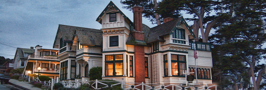 Discover Pacific Grove Accommodations
